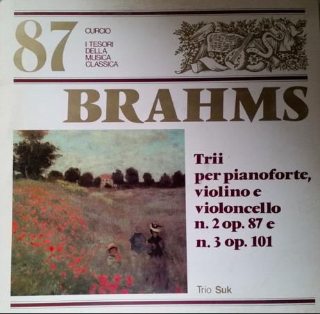 Trii per pianoforte, violino e violoncello