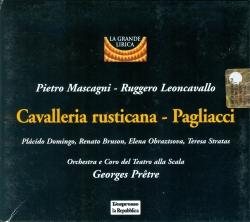 Cavalleria Rusticana. Pagliacci