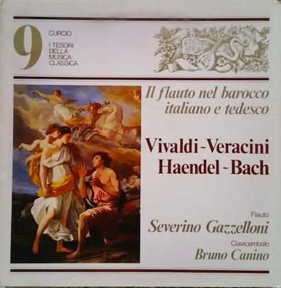 Il flauto nel Barocco italiano e tedesco