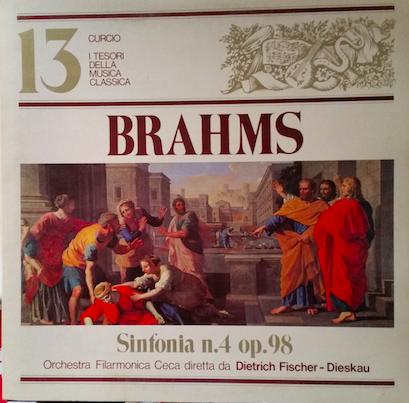 Sinfonia n. 4 in mi min. op. 98