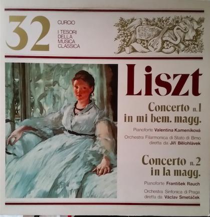 Concerto n. 1 in mi bem. magg. per pianoforte e orchestra