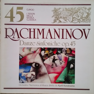 Danze sinfoniche op. 45