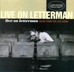 Live on Letterman