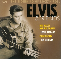 CD1 Elvis & friends