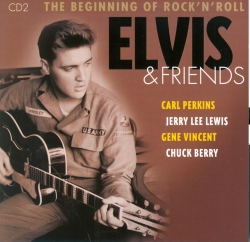 CD2Elvis&Friends