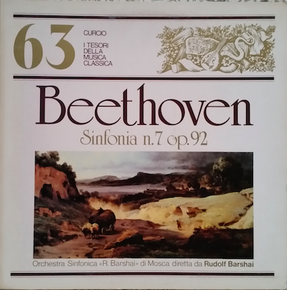 Sinfonia n. 7 in la magg. op. 92