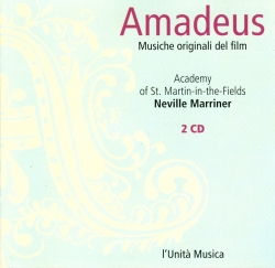 Amadeus Musiche Film