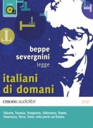Beppe Severgnini legge Italiani di domani [Audioregistrazione]