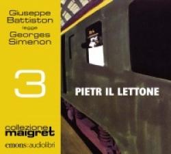 Giuseppe Battiston legge Pietr il lettone [Audioregistrazione]