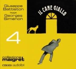 Giuseppe Battiston legge Il cane giallo [Audioregistrazione]
