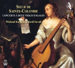Concerts a deux violes esgales [Audioregistrazione]