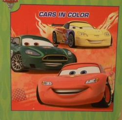 Cars in color