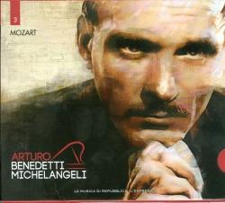 Arturo Benedetti Michelangeli esegue Mozart