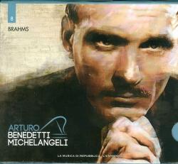 Arturo Benedetti Michelangeli esegue Brahms