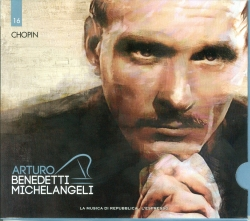 Arturo Benedetti Michelangeli esegue Chopin