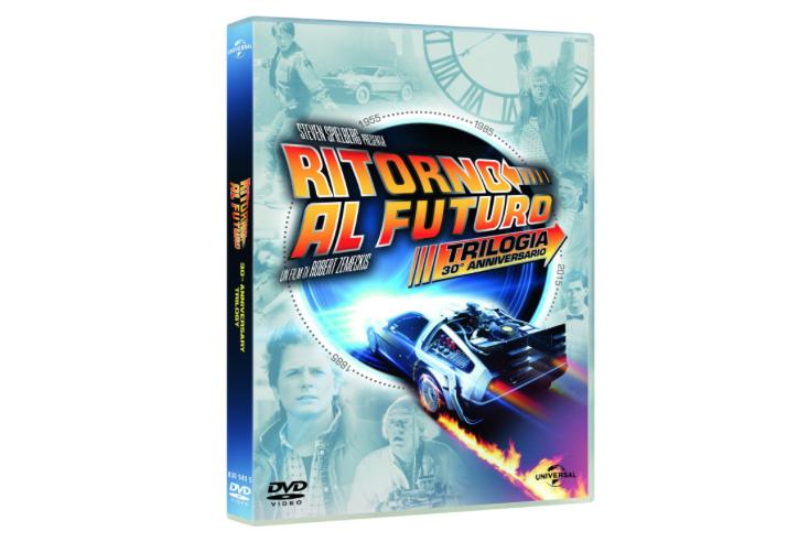 Ritorno al futuro: trilogia 30° anniversario [Videoregistrazione]