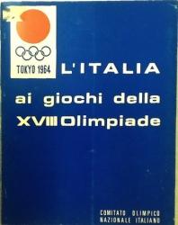 L'Italia ai giochi della 18. Olimpiade