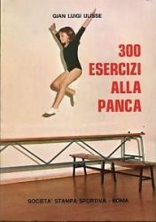 300 esercizi alla panca