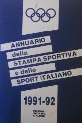 Annuario della stampa sportiva e dello sport italiano