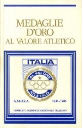 Medaglie d'oro al valore atletico