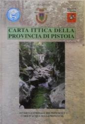 Carta ittica della provincia di Pistoia