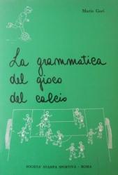 La grammatica del gioco del calcio