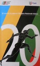 20 anni di accademia olimpica nazionale italiana