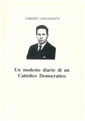 Un modesto diario di un cattolico democratico