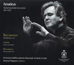 Beethoven, Lehar, Ponchielli
