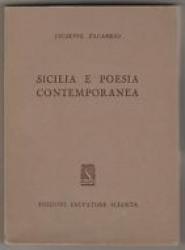 Sicilia e poesia contemporanea
