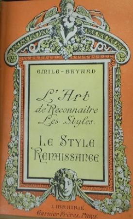 Le style Renaissance