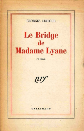 Le bridge de Madame Lyane