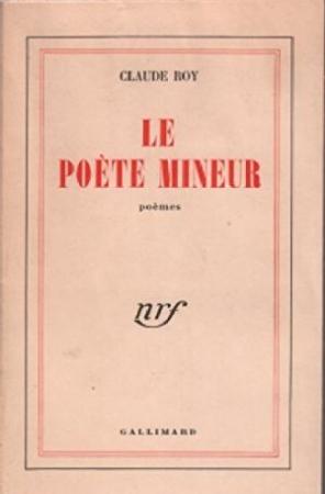 Le poète mineur