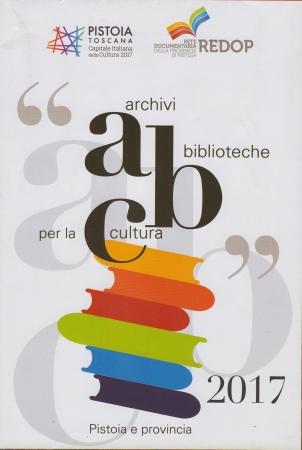 Archivi biblioteche per la cultura