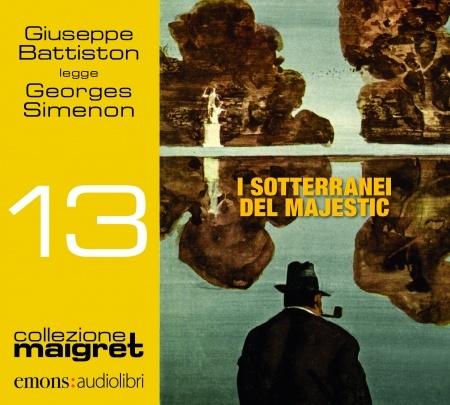 Giuseppe Battiston legge I sotterranei del Majestic [Audioregistrazione]
