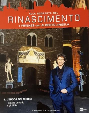 1. L'epoca dei Medici. Palazzo Vecchio e gli Uffizi