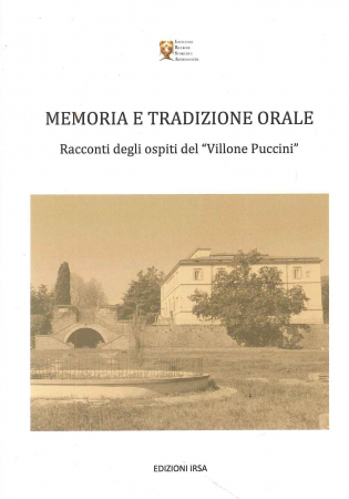 Memoria e tradizione orale