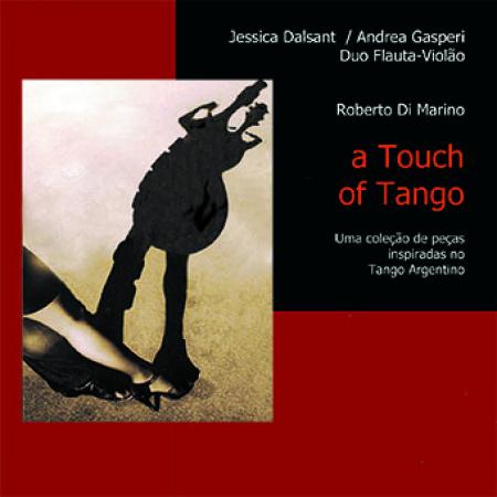 A touch of tango [Audioregistrazione]
