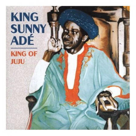 King of juju [Audioregistrazione]