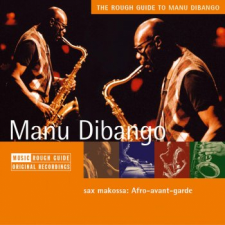 The Rough guide to Manu Dibango [Audioregistrazione]