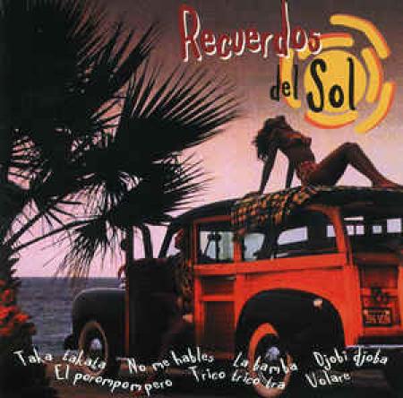 Recordos del sol [Audioregistrazione]