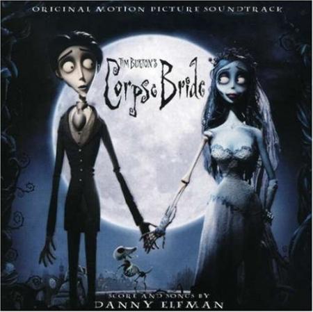 Tim Burton's corpse bride [Audioregistrazione]