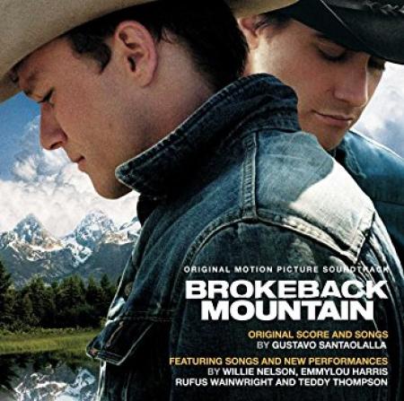 Brokeback mountain [Audioregistrazione]