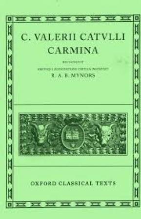 C. Valerii Catulli Carmina