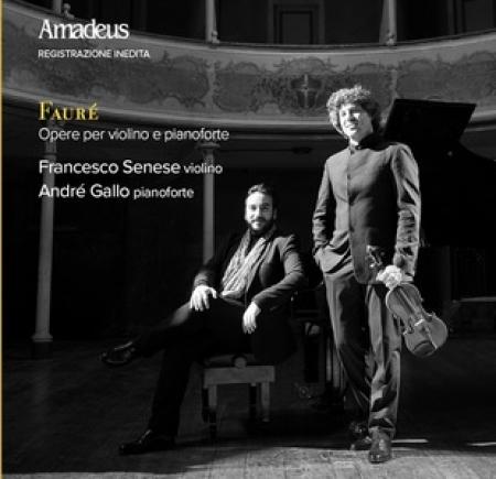 Opere per violino e pianoforte