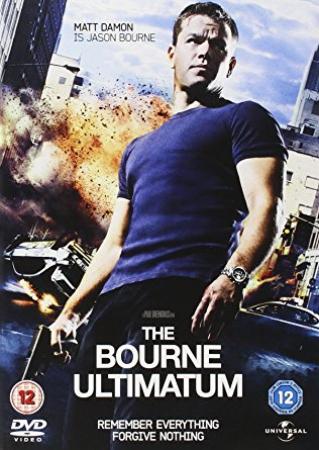 The Bourne ultimatum [Videoregistrazione]