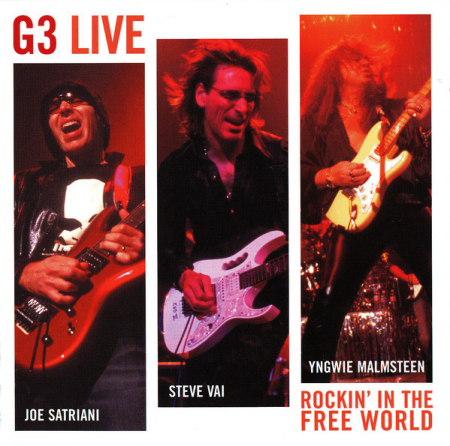 G3 live rockin' in the free world