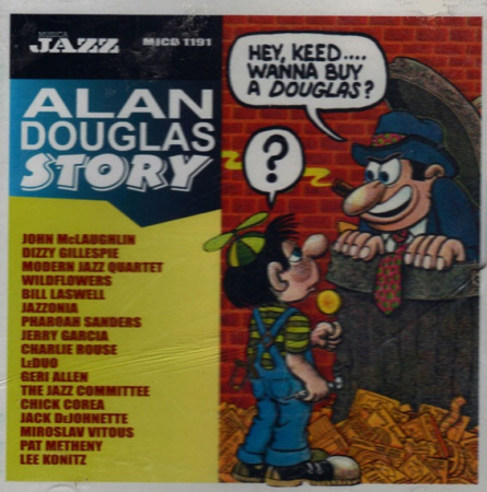 Alan Douglas story