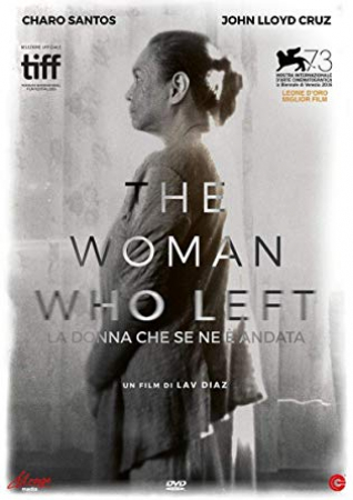 The woman who left [Videoregistrazione]