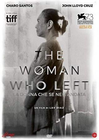 The woman who left [Videoregistrazione]